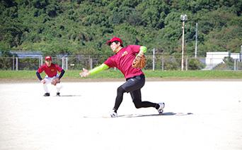 麻生グループ対抗ソフトボール大会